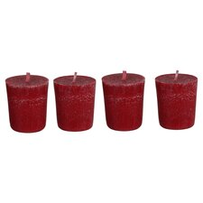 Red Berry Tea Light Candle