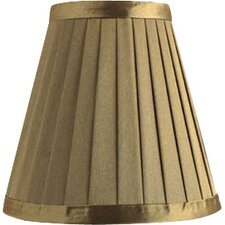15cm Faux Silk Empire Lamp Shade