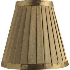 15 cm Lampenschirm aus Kunstseide