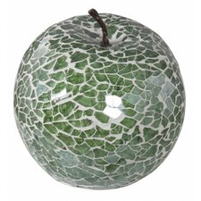 Skulptur Mosaic Apple