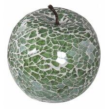 Skulptur Mosaic Apple