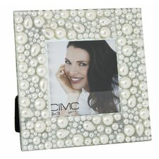 Pearl Border Photo Frame