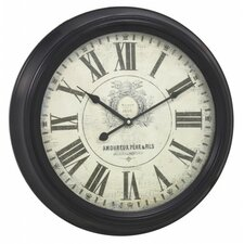 47cm Vintage Round Wall Clock
