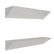 Piedmont Wedge Shelf (Set of 2)