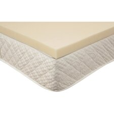 7500 Basic Memory Foam Mattress Topper
