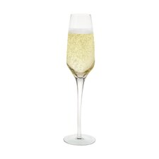0.2L Elegant Champagne Flutes (Set of 4)