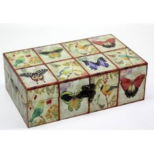 Butterfly Rectangular Box