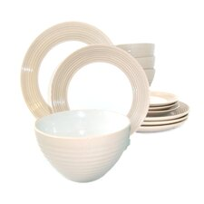 Mondiran 12-Piece Dinnerware Set