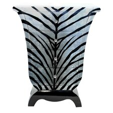 Schmuckkasten Zebra