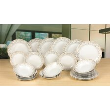 24-Piece Dinnerware Set