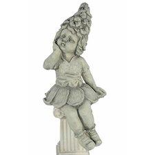 Statue Elfe