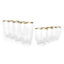 Glass Set (Set of 8)