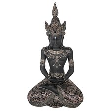 Thai-Buddha in the Lotus Position Statue
