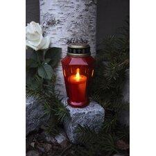 10-tlg. LED-Kerzen-Set Gedenkkerze