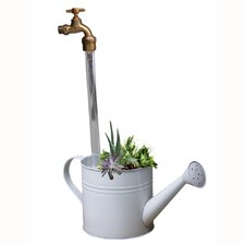 Springbrunnen Tap and Springle aus Metall