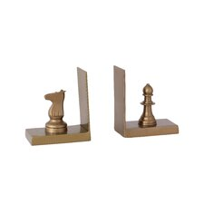 Royalty Bookends (Set of 2)