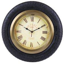 Wanduhr Cliff Tyre 20 cm