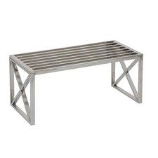 Küchenbank aus Metall