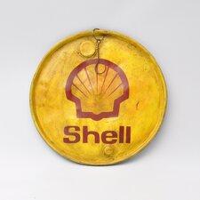 Wanddeko Top Shell