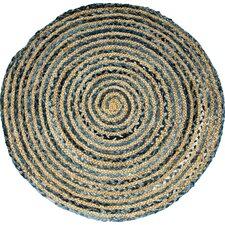 Teppich Quibble in Blau