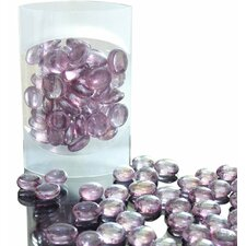 Decorative Luster Glass Beads
