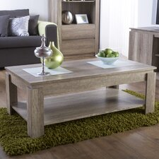 Cobaw Coffee Table with Magazine Rack