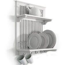 Kitchen Plate Dryer / Display / Towel Rack