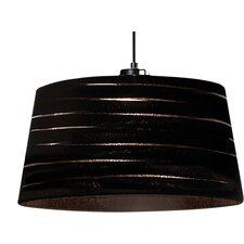 33 cm Lampenschirm Magma aus Baumwolle