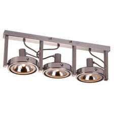 Kuriana 3 Light Ceiling Spotlight