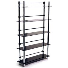 Modern Multimedia Storage Rack