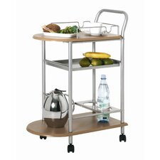 Bishope Serving Trolley