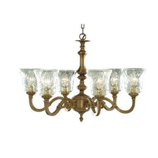 Replacement Shade for Malaga 6 Light Chandelier
