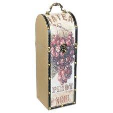 Weinflaschenhalter Pinot Noir für 1 Fl.