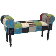 Grandview Upholstered Entryway Bench