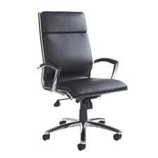 Affreden High-Back Leather Executive Chair