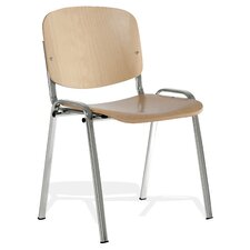 Ellemeet Armless Stacking Chair