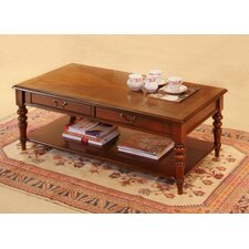 Shalcomb Coffee Table with Magazine Rack