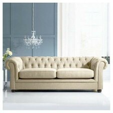 Crimson 3 Seater Sofa