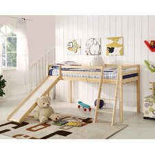 Bilbarin Single Mid Sleeper Bed