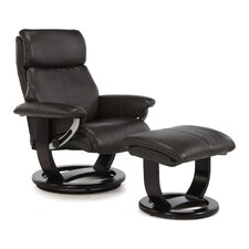 Gozo Recliner and Footstool