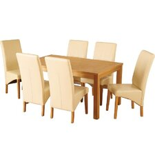 Belgravia Dining Table and 6 Chairs