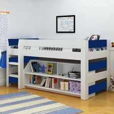 Lollipop Mid Sleeper Bed with Storage