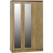 Rossett 3 Door Wardrobe