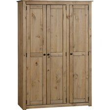 Balder 3 Door Wardrobe