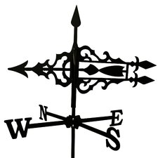 Decorative Arrow Weathervane