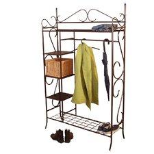 Kleiderorganisationssystem Silvo