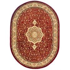 Teppich Copal in Rot