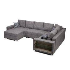 Sofa Barrington mit Bettkasten und LED-Beleuchtung