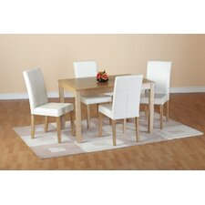 Ivana Dining Table and 4 Chairs