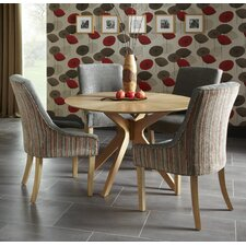 Leucas Dining Table and 4 Chairs